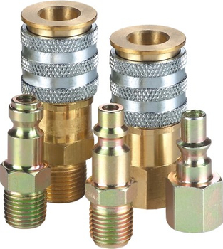 U SERIES- UNIVERSAL AIR QUICK CONNECT/COUPLING