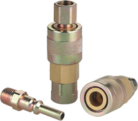 L series - Lincoln Long-Stem Interchange Air Quick Couplings