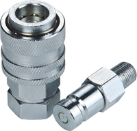 ISO 15171-I DIAGNOSTIC QUICK COUPLINGS(CARBON STEEL)